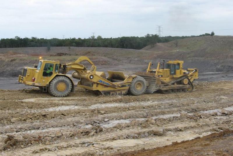 Open Cut Selective Mining